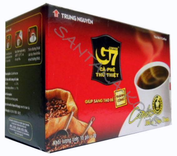 Вьетнамский растворимый кофе
